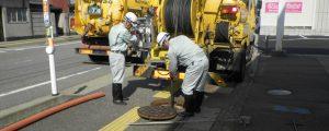 下水道管路の維持・管理・補修